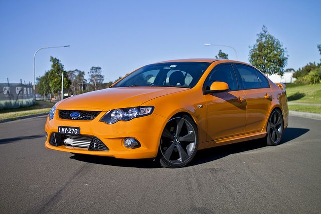 Fg Xr6 Turbo Ford Falcon Australia Ford Falcon Turbo
