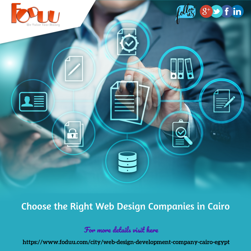 Hire The Professional Web Development Company In Egypt For Custom Web Services Web Design Web Design Company Web Development Company