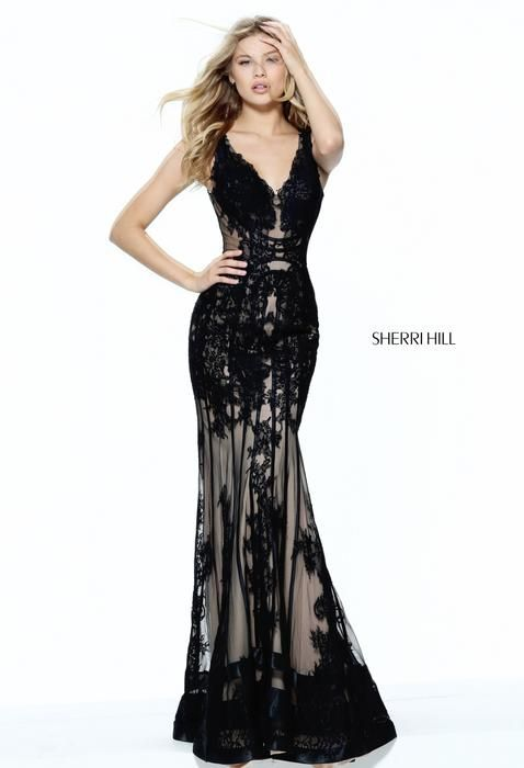 Sherri Hill @ Chique Prom Sherri Hill 50906 Sherri Hill Chique Prom ...