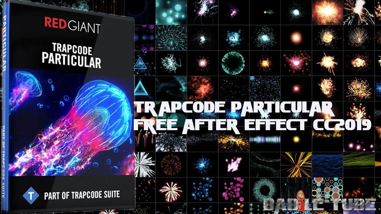 Trapcode Particular Red Giant Full Free Download After Effect Cc