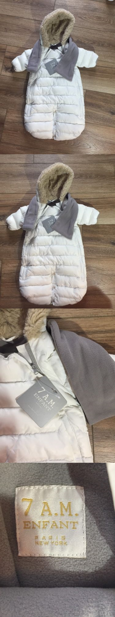 bfd13196e24b1e Other Baby and Toddler Clothing 1070  7Am Enfant Doudoune One Piece Infant  Snowsuit Bunting