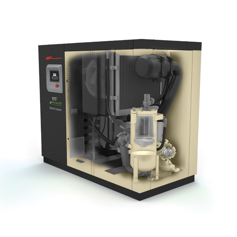 R Series 4575 kW OilFlooded VSD Rotary Screw Compressors