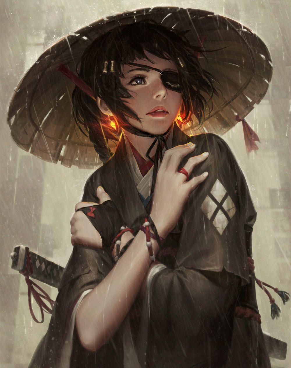 Guweiz X2f X2f Follow Artist On Tumblr Samurai Art Character Art Concept Art Characters