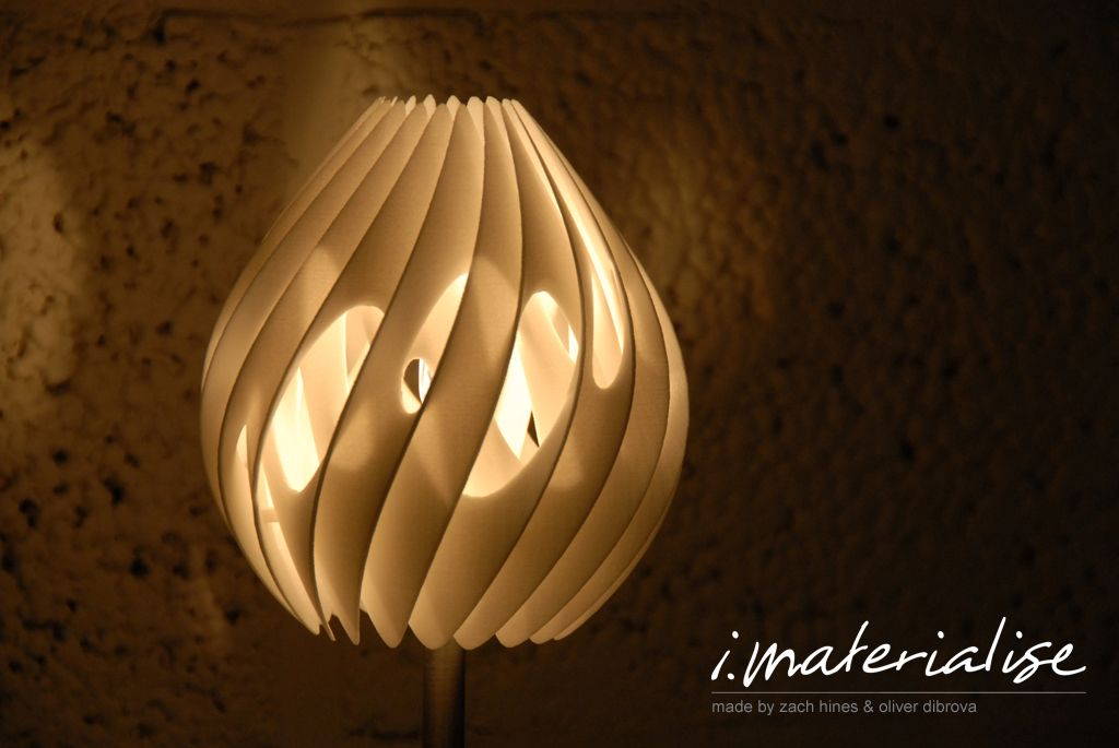 Design Your Own 3d Printed Table Lamp Lamp Table Lamp Lamp Decor