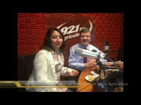 Confepa En Radio Agricultura 30 04 2014 Radio Agricultura