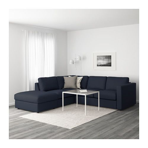 Ikea Vimle Corner Sofa 4 Seat 10 Year Guarantee Read About The Terms In Brochure