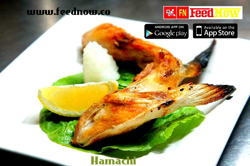 Try an exquisitelyprepared savoring hamachi recipe from
