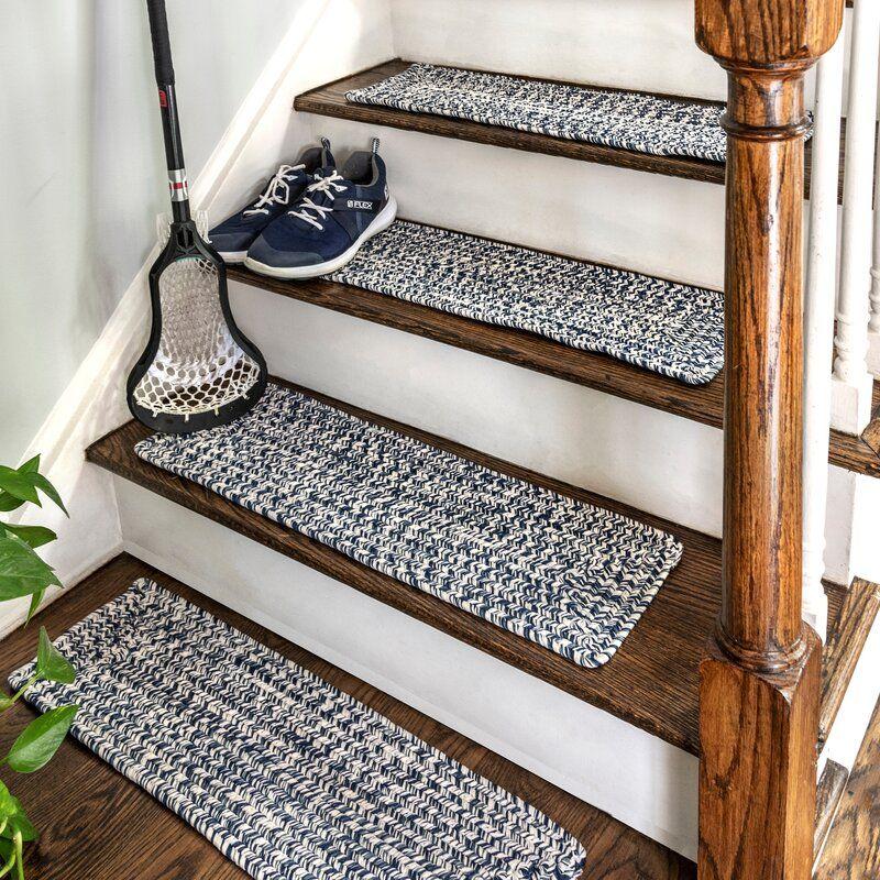 Best Gracie Oaks Godinez Stair Tread Wayfair In 2020 Stair 400 x 300