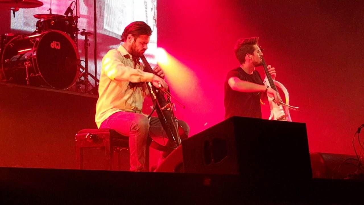 2cellos Shape Of My Heart Stuttgart Live Stuttgart Concert My Heart