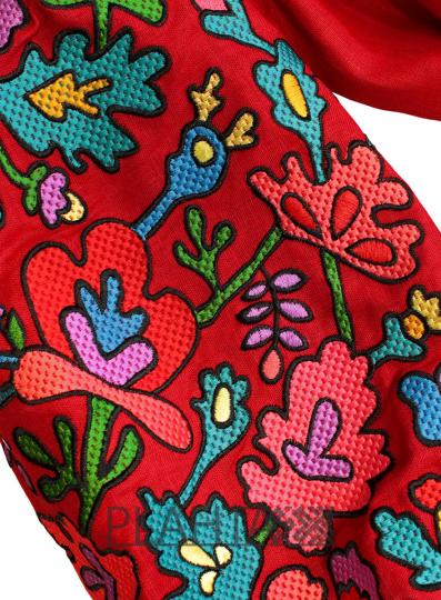 Сукня-вишиванка
