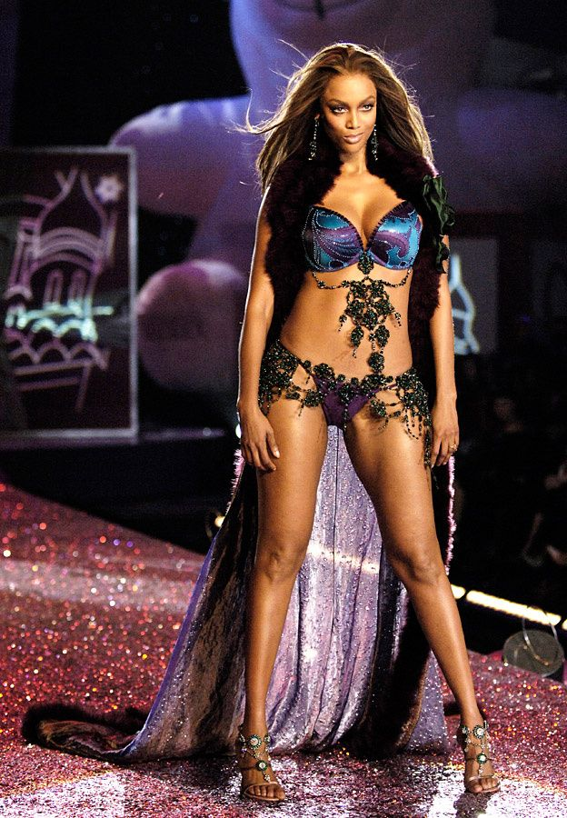 Congratulate, what Tyra banks victoria secret remarkable