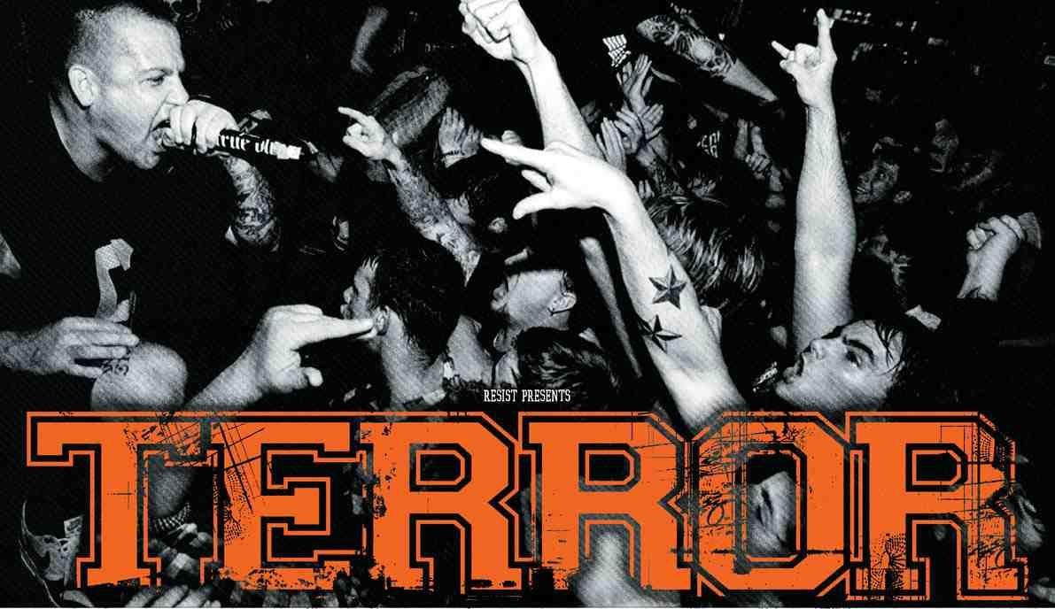 Free Terror Harcore Music Band Images HD Wallpaper Desktop