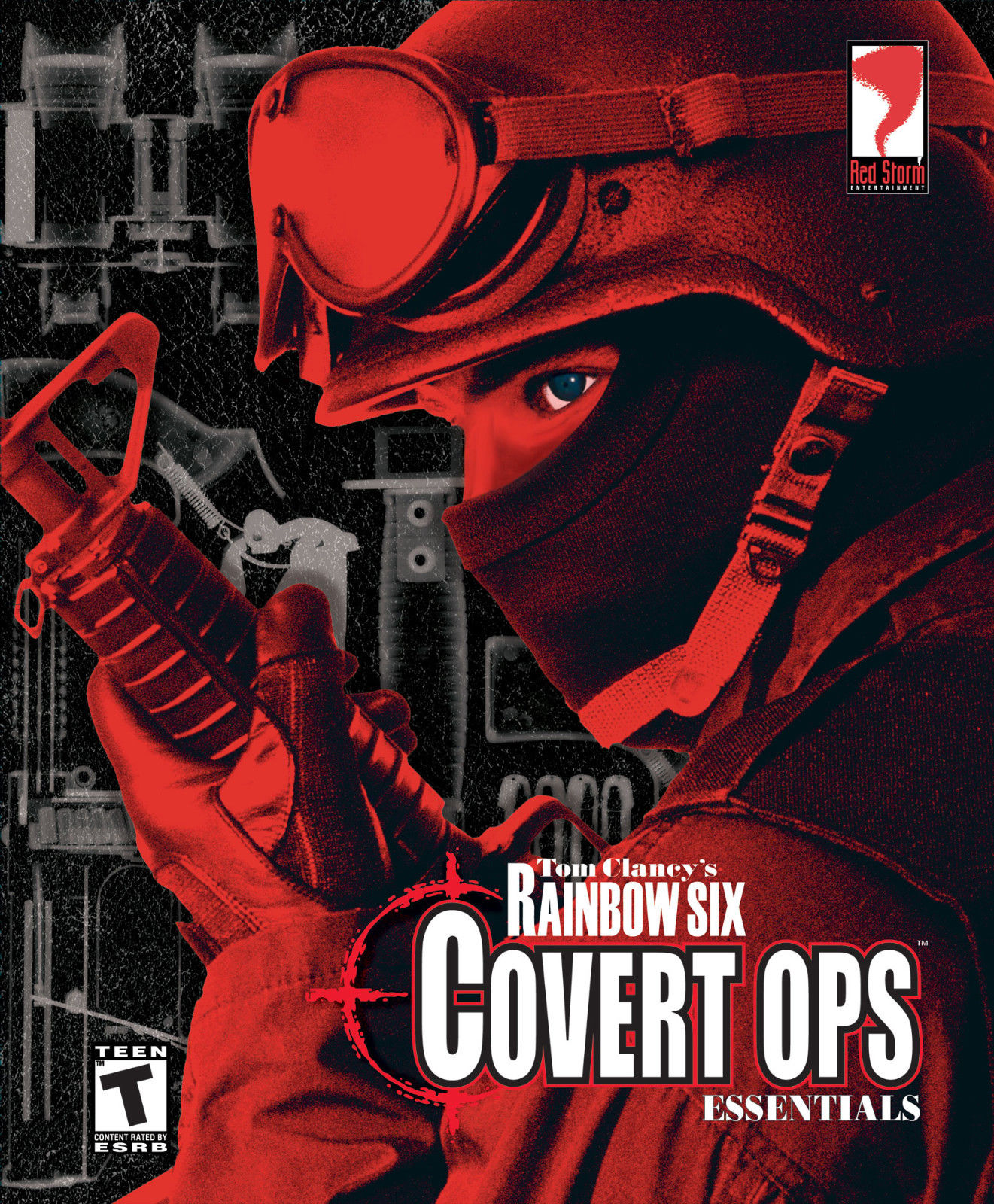 $7 78 - Tom Clancy's Rainbow Six: Covert Ops Essentials