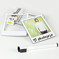 Magnetic Polaroid Frames (With images) | New gadgets ...