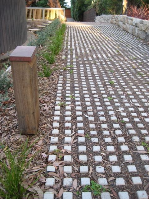 Permeable Driveway Options Permeable Driveway 1 Palm