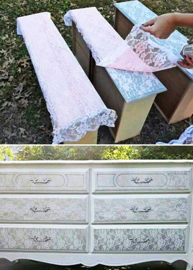 Aus alt mach neu: 4 geniale DIY-Hacks, mit denen ihr eure Möbel aufwerten könnt! – Maria D.