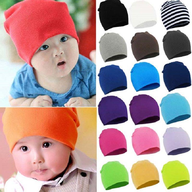 ad9b3312a32 Boy Girls Child Newborn Baby Infant Toddler Kids Cotton Cute Hat Beanie Cap  Hot