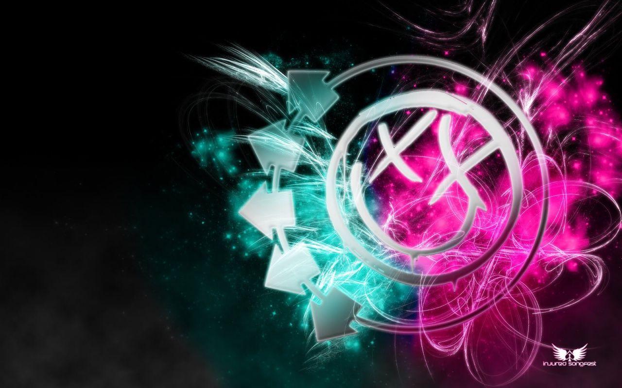 Blink 182 Hd Logo Wallpaper Widescreen High Quality Seni