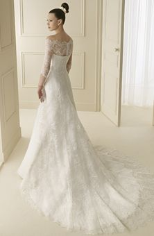 Brides: Luna Novias : Style No. 253 Irma : Wedding Dresses Gallery