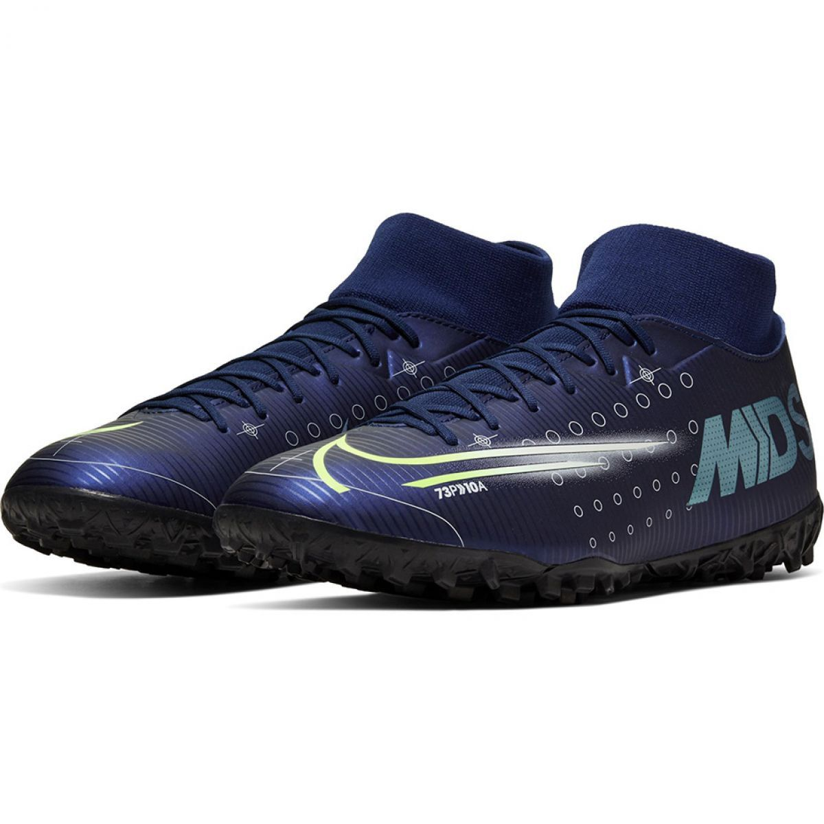 nike mercurial superfly academy mens astro turf trainers