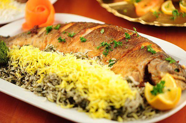 منوهای پیشنهادی برای جشن تولد بزمینه Vegetable Dishes Persian Food Iranian Food