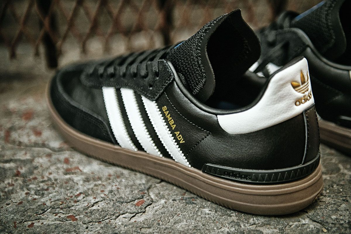 Streets Introduces The Adidas On Adv Skateboarding Samba 8OwvnyNm0
