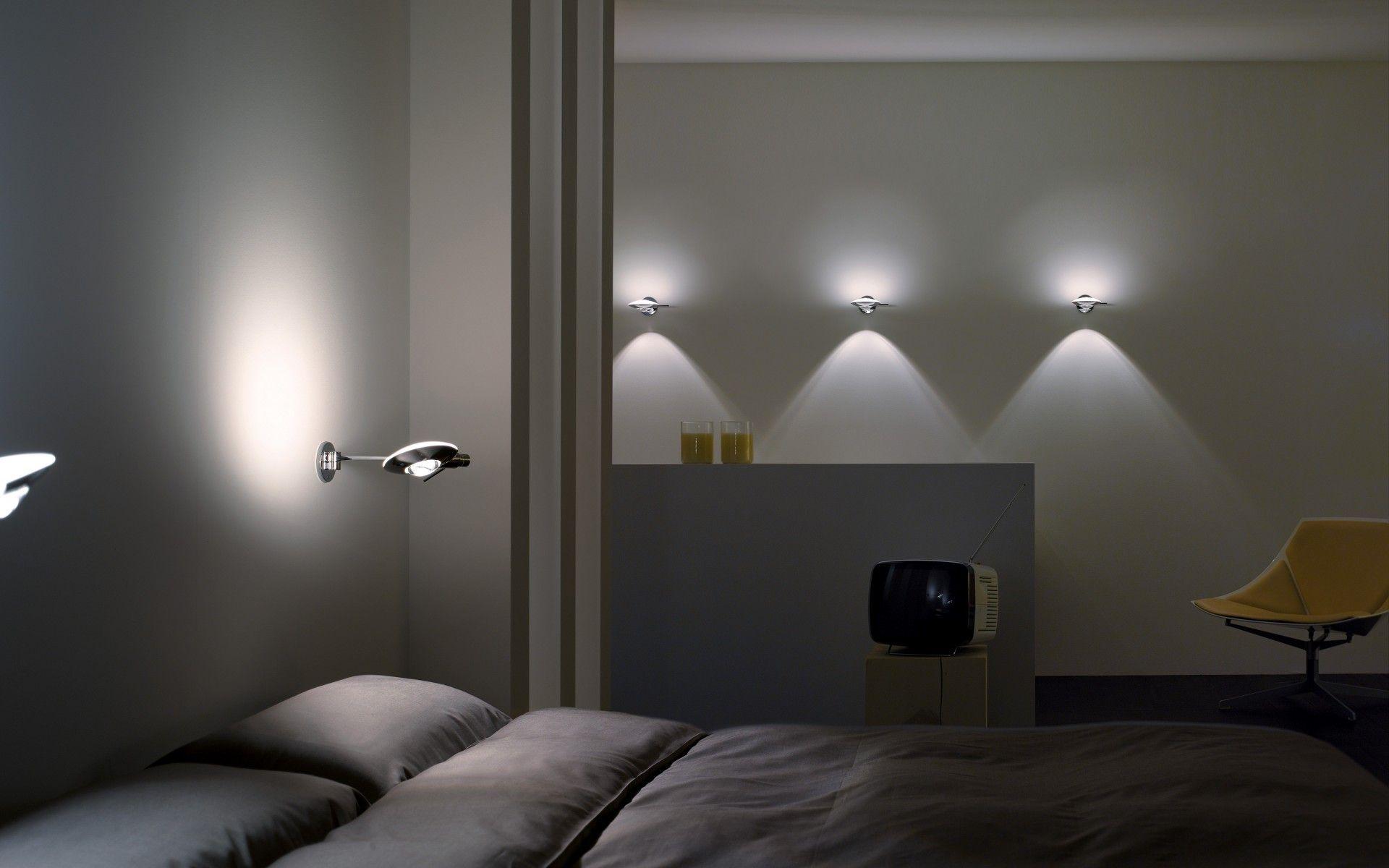 Galerie Puro Letto Occhio Licht Beleuchtung Leuchten