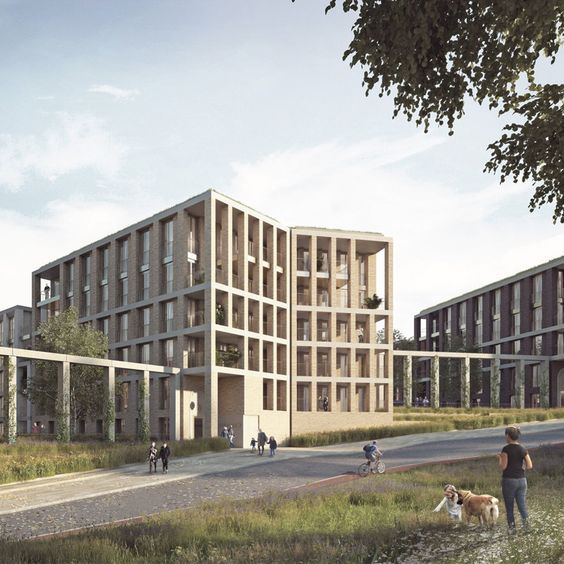 Phifer Millbrook House By: Forbes Massie / 3D Visualisation Studio / London