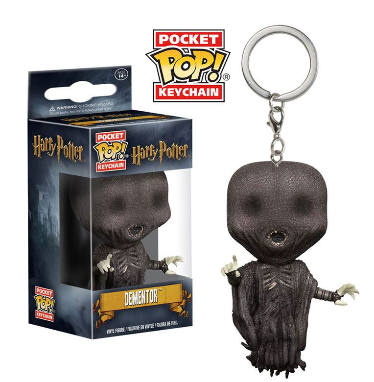 Keychain HERMIONE GRANGER Funko Pocket POP Harry Potter 1.5 inch - New