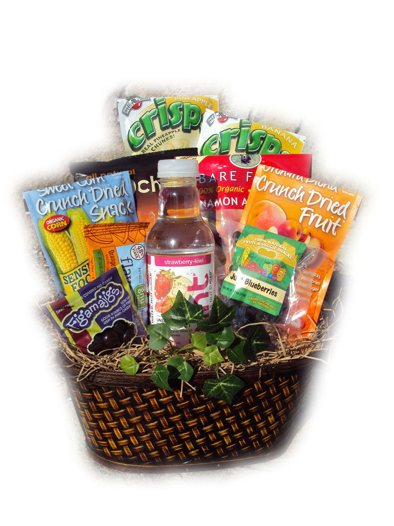 Low Calorie Healthy Diet Gift Basketperfect for the