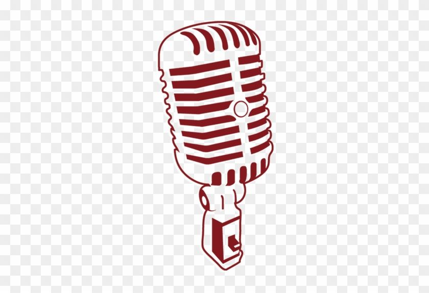 Download And Share Clipart About We Have Karaoke Events Vintage Microphone Vector Png Find More High Quality F Vintage Microphone Microphone Images Clip Art