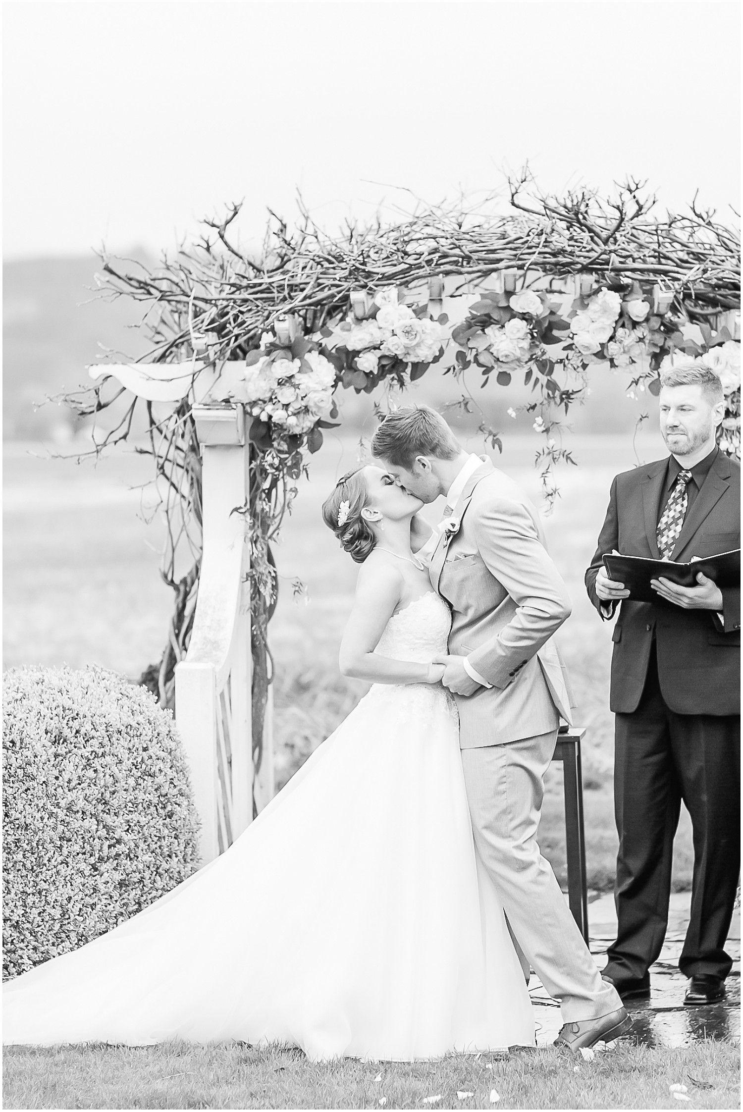 Brewery Themed Blush & Navy Wedding at Maplehurst Farm in Mount ...
