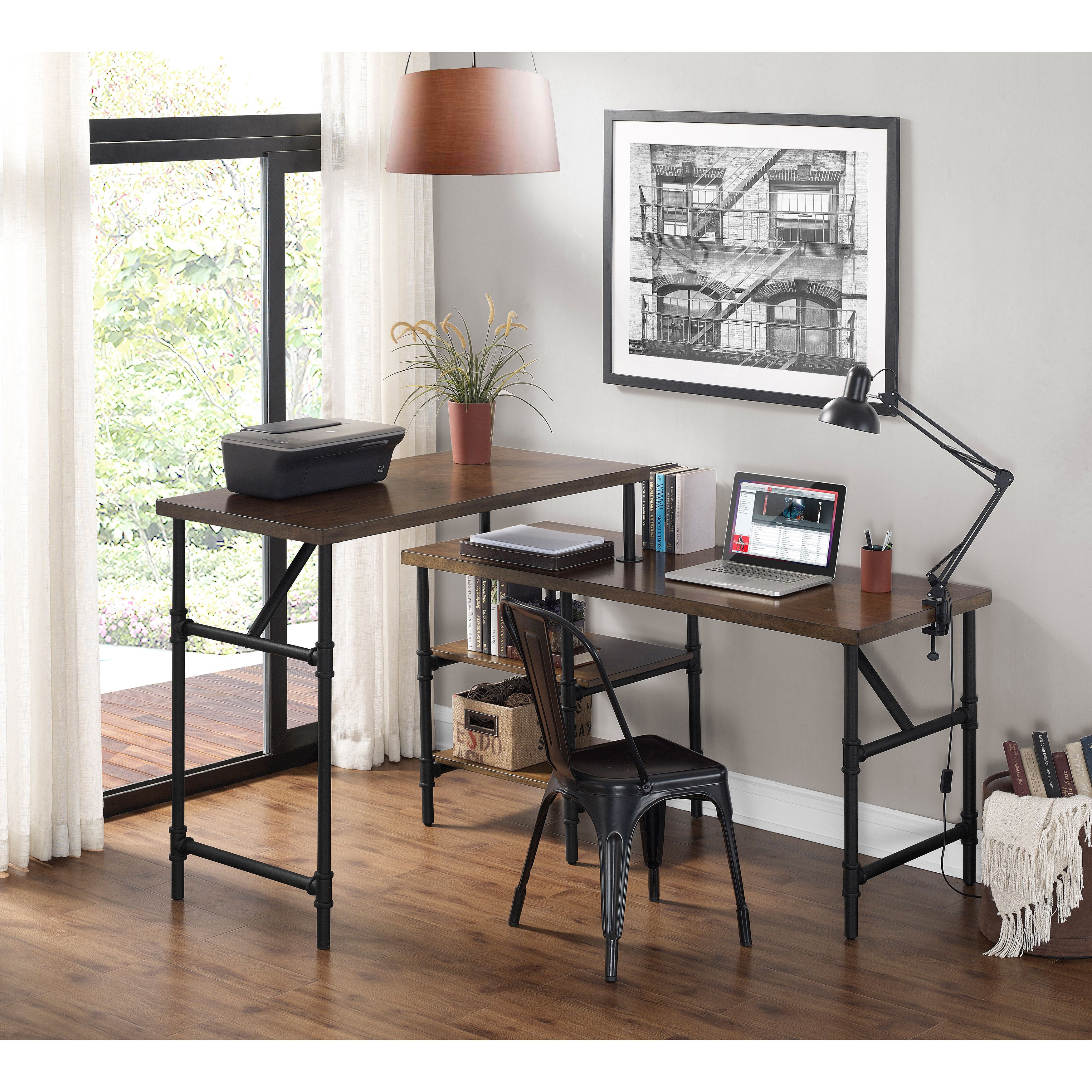 Better Homes And Gardens Stand Or Sit Desk