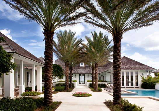 On the market an airy beachfront manse in windsor for Crafts and stuff vero beach