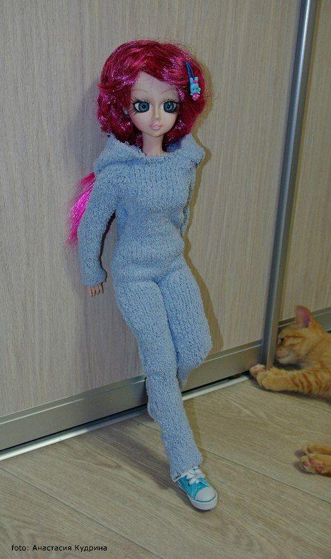 Одежда для кукол своими руками | 139 фотографий