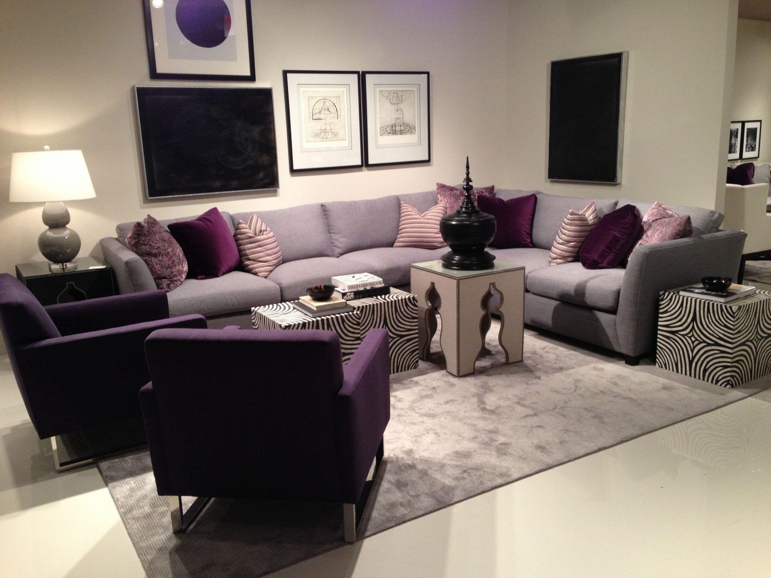 Adorable Purple Living Room Decor In 2021 Purple Living Room Living Room Decor Gray Grey Sofa Living Room