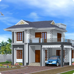 Download Build Your Own House Android App Only Complaint Is That You Can Only Upgrade One Build Kerala House Design House Design Trends Exterior House Colors