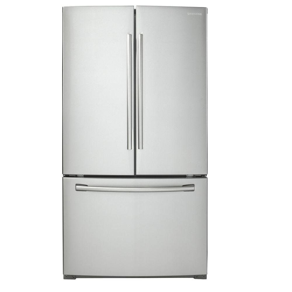 Samsung 25 5 Cu Ft French Door Refrigerator 36 Inch Stainless