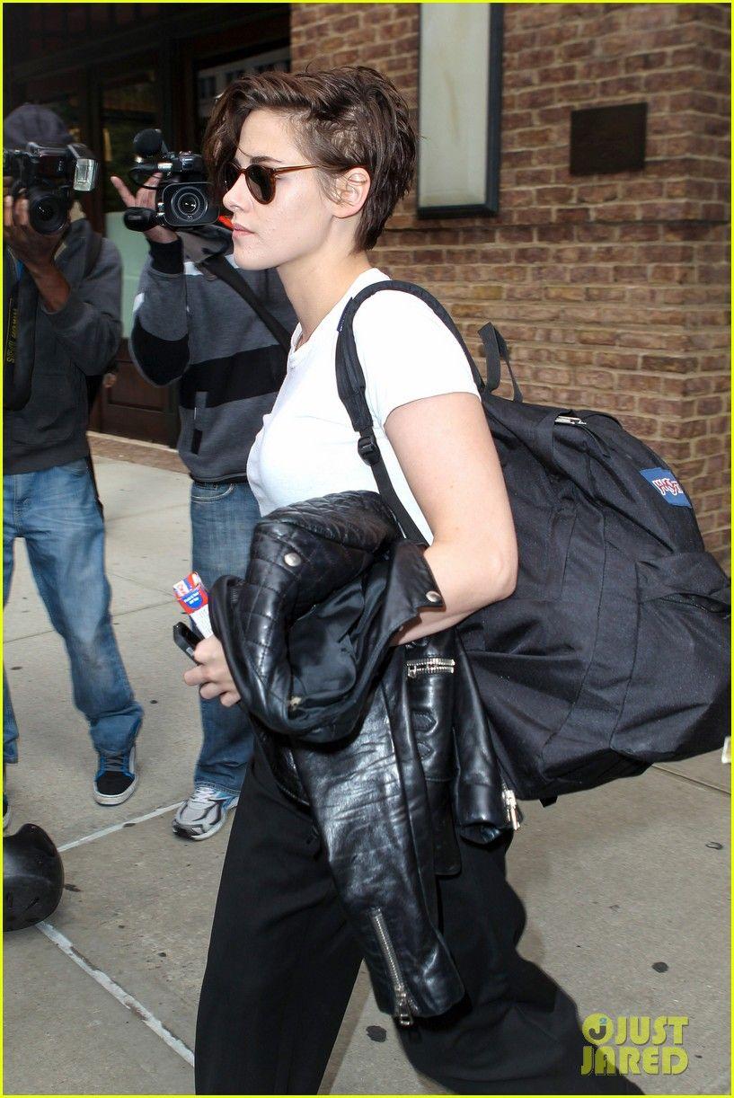 Kristen Stewart Short Hair Kristen S Pinterest Stufenschnitt
