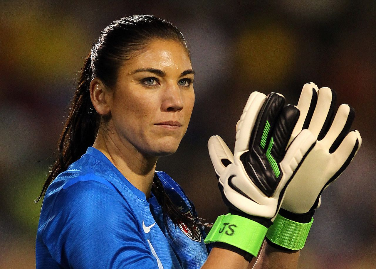 top sports woman – hope solo | www.topsportswomen | hope solo
