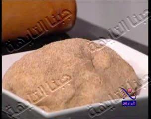 طريقة عمل عيش السن للتخسيس خبز البر للتنحيف والرجيم Recipe Wheat Bread Recipe Bread Wheat Bread