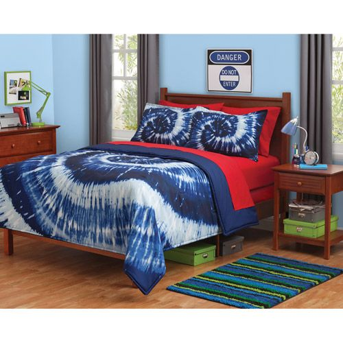 Have This Tie Dye Bed Set.Love It But Every Dang Fuzz Ball Sticks To It!