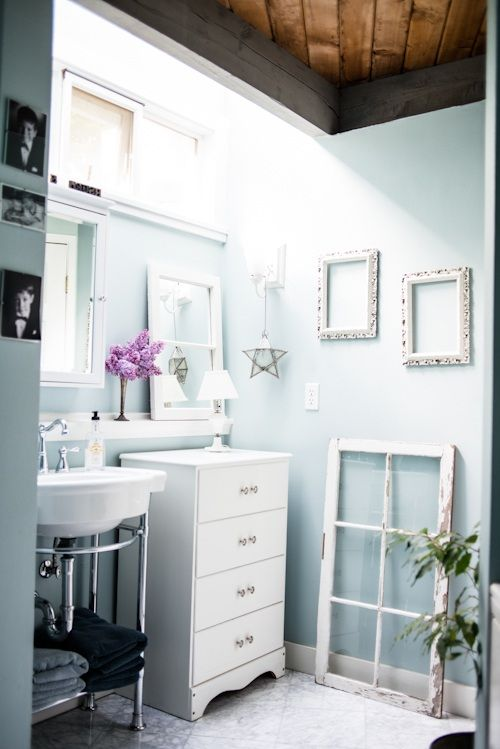 Living With Kids Kimberly Taylor Bathroom Interior Design Blue