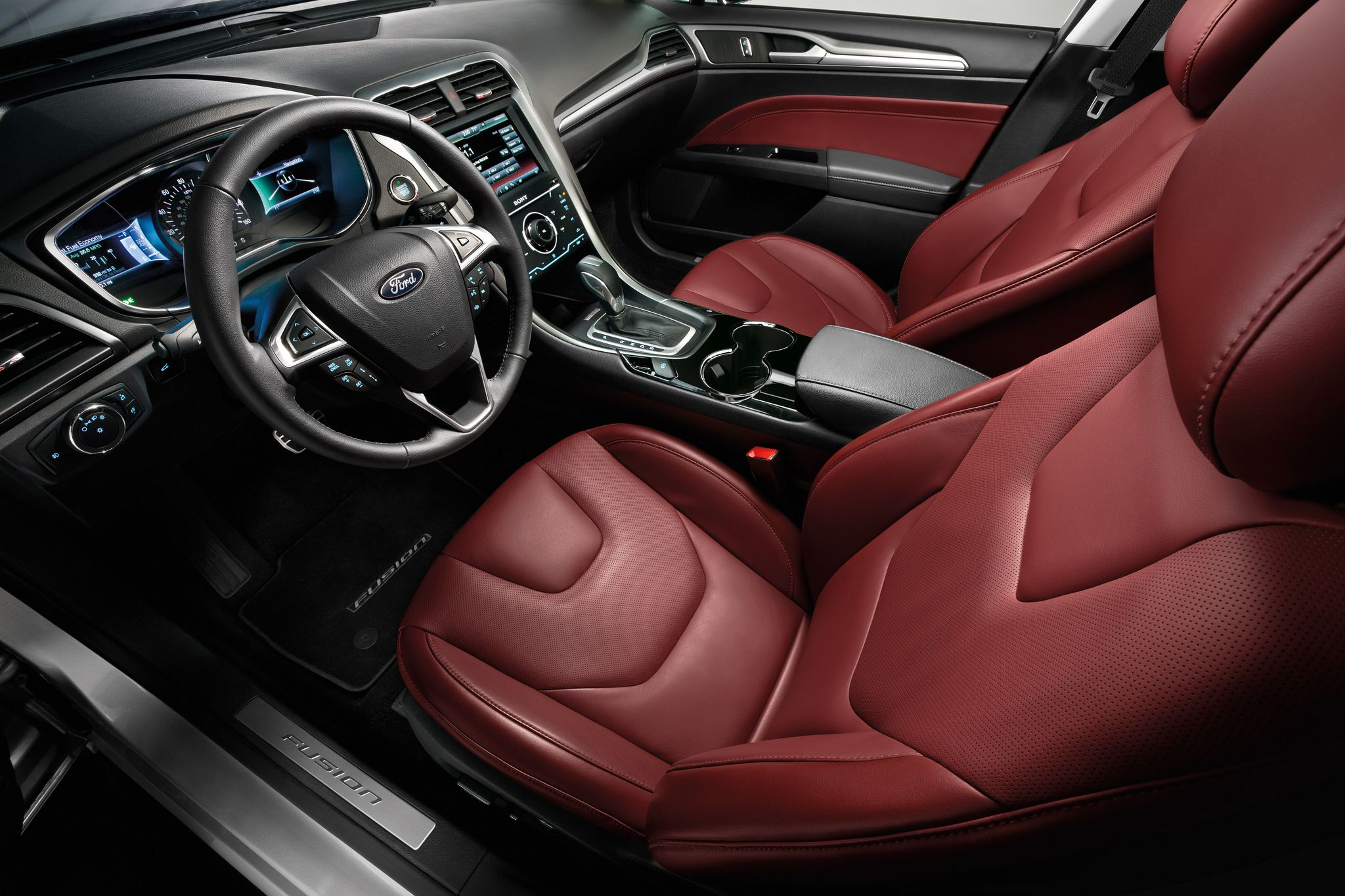 Co2 Derived Foam Helps Ford Help The Planet Ford Fusion Ford Fusion Energi Ford Fusion Custom