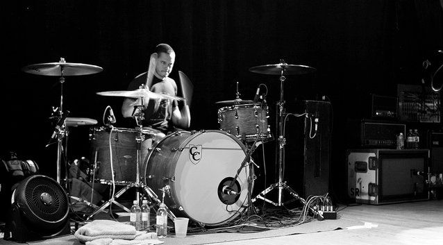 Drummer Of Thrice He Tends To Post Awesome Songs Of The Day