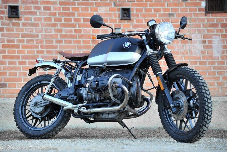 Wildlife - Nice Power baut Custombikes Scrambler Bobber Caferacer