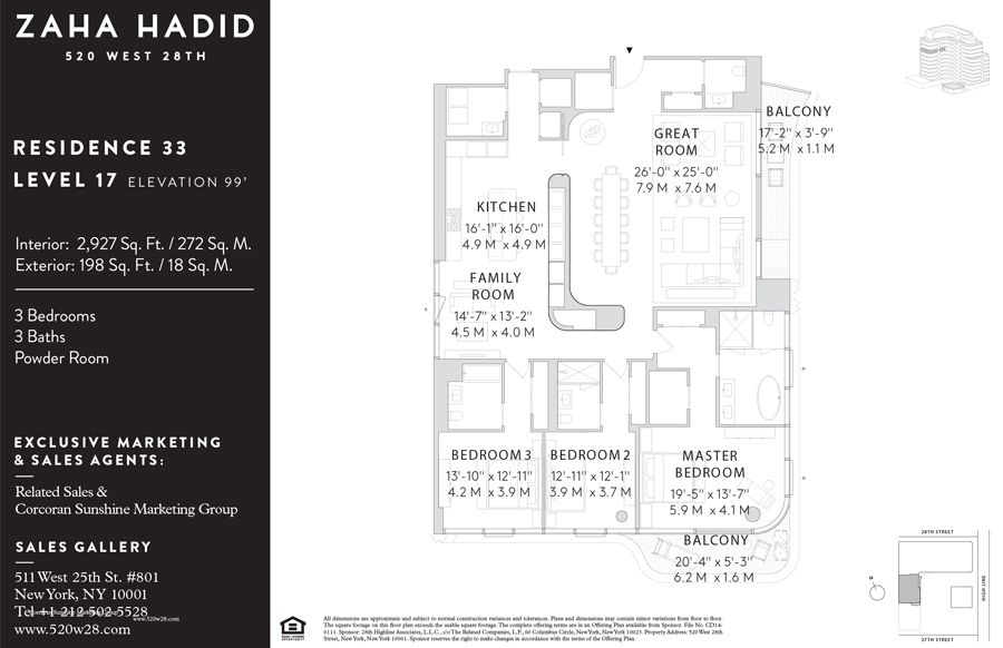 520 West 28th By Zaha Hadid At 520 West 28th St In West Chelsea Zaha Hadid Zaha Floor Plans