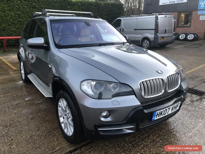 BMW X5 2007 4.8 V8 1 Owner Spares or Repair Huge spec and NO Reserve ...