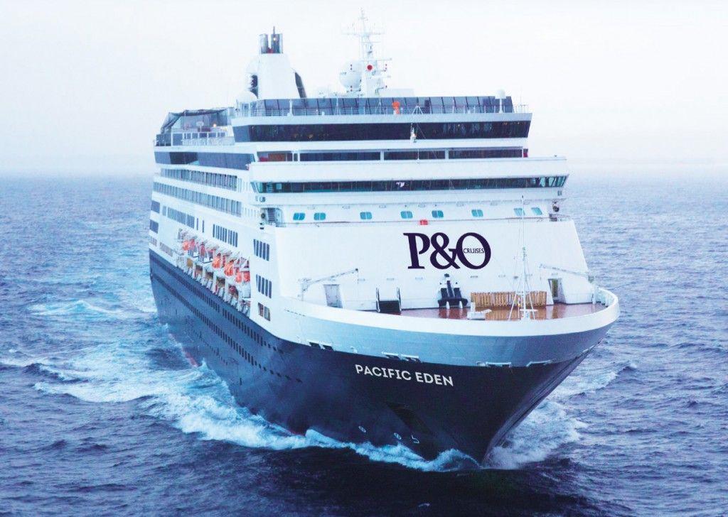 PO Cruises Pacific Eden To Debut In Australia Po Ss Iberia - Cruise ship pacific