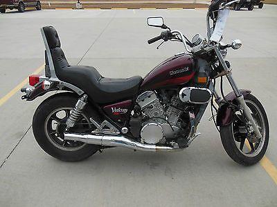 eBay: 1986 Kawasaki Vulcan 1986 Kawasaki Vulcan 750, Cruiser ...